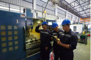Bảo trì dầu gia công cắt gọt. Đơn vị bảo trì dầu gia công uy tín tại Việt Nam