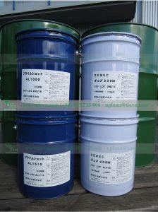 Chất tách khuôn pha nước PRIME SHOT AL 1510   Chất tách khuôn pha nước PRIME SHOT AL 1510 là chất bôi trơn đúc khuôn nhôm có thành phần chính là silicone, bao gồm silicone làm thành phần chính, được phát triển để đề cập nhiều đến tính năng bảo vệ chống hàn và ứng dụng của sơn, hàn.  Chất tách khuôn pha nước PRIME SHOT AL 1510 có ít trầm tích trên gặp Có ít trầm tích trên khuôn kim loại cho thấy nấm mốc ít, sản phẩm bị nhiễm bẩn.  Chất tách khuôn pha nước PRIME SHOT AL 1510 được làm bằng silicone có thể sơn được, cho thấy ít ảnh hưởng đến thuộc tính ứng dụng.  Xuất xứ: Nhật Bản  Nhập khẩu và phân phối độc quyền bởi TIE VIỆT NAM.