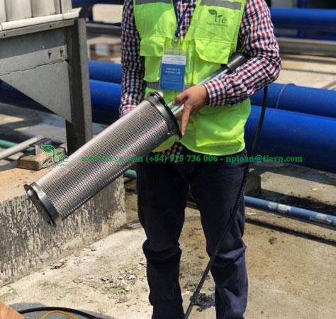 Thiết bị xử lý cáu cặn Denjii DJJP01