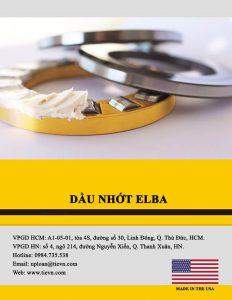 Dầu Thực Phẩm Elba Food GH1
