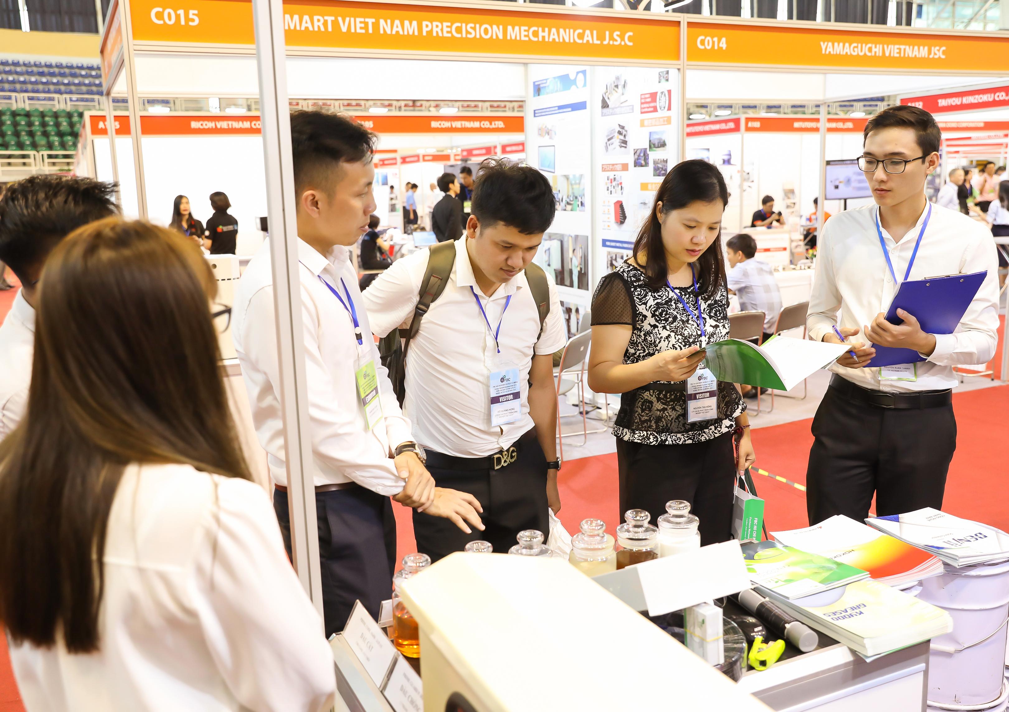 TIE Việt Nam tham gia Triển lãm FBC 2019
