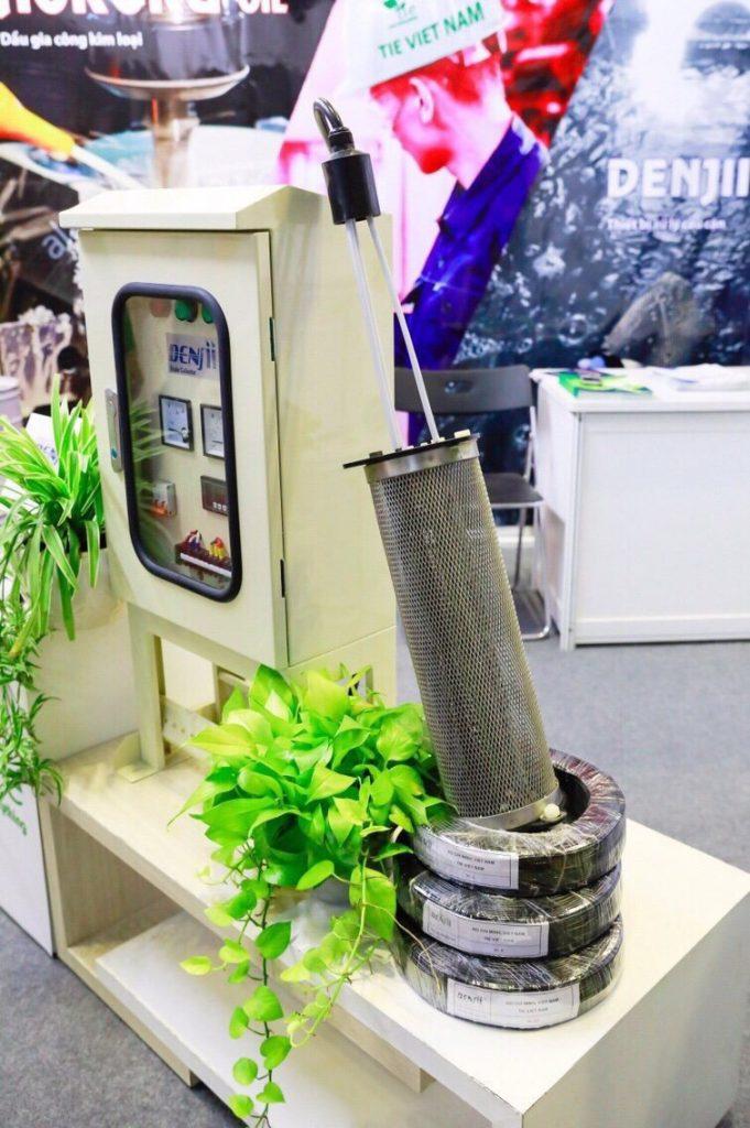 Công nghệ điện phân trong xử lý cáu cặn