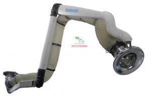 Extraction Arm NEX DXCánh tay hút bụi dễ cháy Extraction Arm NEX DX có hệ thống nối đất đôi, ống thông gió chống tĩnh điện ngăn chặn tĩnh điện và tia lửa điện. NEX DX đã che giấu các khớp và một ống dễ lắp riêng biệt. Cánh tay hỗ trợ kèm theo, ống riêng biệt và nắp ống bằng thép không rỉ giúp tiết kiệm thời gian và phí bảo trì và dễ dàng vệ sinh. Cánh tay NEX DX không được đánh dấu bằng ký hiệu EX vì nó không thuộc phạm vi của chỉ thị 2014/34 / EU. Ngay cả khi nó không có dấu EX, nó rất phù hợp để sử dụng trong các khu vực 21, 22 theo chỉ thị ATEX-work 1999/92/EC. Extraction Arm NEX DX là máy hút bụi thích hợp cho các ngành công nghiệp mà vệ sinh là ưu tiên hàng đầu. Extraction Arm NEX DX hút bụi dễ cháy, chống tĩnh điện. Bảo trì tối thiểu Dễ dàng để làm sạch Cánh tay linh hoạt, dễ định vị. Sản phẩm thuộc Nederman Sản xuất tại Thuỷ Điển Bảo hành 1 năm.