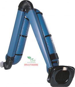 Extraction Arm NEX HDExtraction Arm NEX HD là cánh tay hút bụi hàng đầu trong số các nhánh vũ khí khi có luồng khí cao và hút khói và bụi với nhiệt độ cao hơn bình thường. Cánh tay hút bụi và hàn bụi NEX HD cũng có sẵn với thiết kế nắp ống được cấp bằng sáng chế. Máy hút mùi, được làm bằng nhôm, chịu được nhiệt độ cao của không khí được chiết xuất (+ 120 ° C) và có khả năng thu giữ rất cao. Cánh tay có sẵn trong bốn chiều dài; 2-5 m (6,6-16 ft). Cánh tay được treo bằng một khớp xoay mạnh mẽ, cho phép sản phẩm xoay 360 độ. Extraction Arm NEX HD thiết kế đặc biệt cho môi trường làm việc với khói rất nặng, hơi và bụi không nổ. Nơi làm việc điển hình là ngành công nghiệp chế tạo kim loại hoặc các loại ngành công nghiệp khác, nơi cần khai thác với luồng khí lớn. Các ứng dụng có thể là hàn, cắt laser hoặc cắt plasma bằng tay, phun kim loại, mài ở nơi tạo ra nhiều vết loang hoặc các quy trình công nghiệp khác, nơi cần có một cánh tay cân bằng hoàn hảo và dễ dàng định vị. Mô hình NEX HD là lý tưởng cho hàn nặng và nơi yêu cầu dòng khí cao. Bảo hành 1 năm. Xuất xứ Thụy Điển.