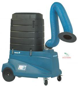 FilterCart CarbonFilterCart Carbon bao gồm Tiêu chuẩn cánh tay chiết xuất và có thể được trang bị bộ lọc HEPA để đạt hiệu quả tối đa. Dễ dàng điều chỉnh. Bộ lọc HEPA 13 có sẵn tùy chọn. Bộ lọc carbon cho hơi hữu cơ. FilterCart Carbon được làm bằng nhựa đúc roto. Bộ lọc di động FilterCart Carbon được thiết kế đặc biệt để khử mùi hôi. Ứng dụng: dung môi, khói và các chất gây ô nhiễm khí khác. Sản phẩm thuộc Nederman Sản xuất tại Thuỷ Điển Bảo hành 1 năm.