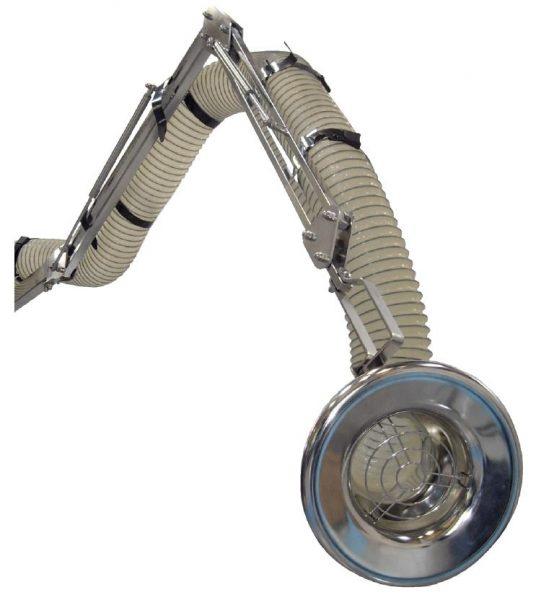 Extraction Arm NEX S D=125