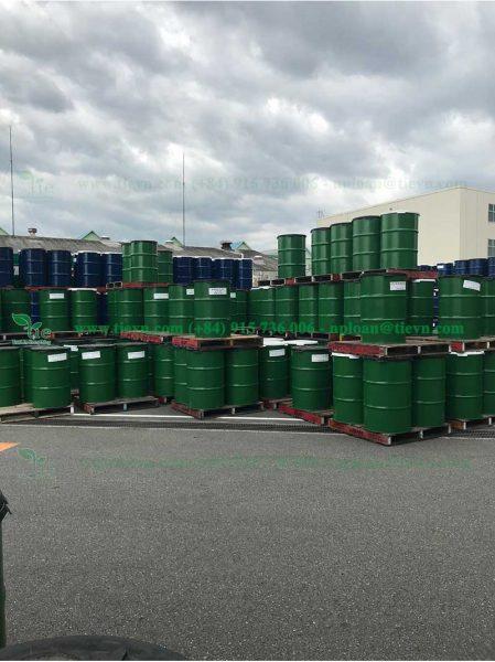 dầu công nghiệp đã qua sử dụng