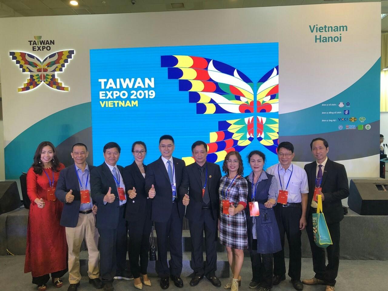 hội chợ Triển lãm Thương mại sản phẩm Đài Loan