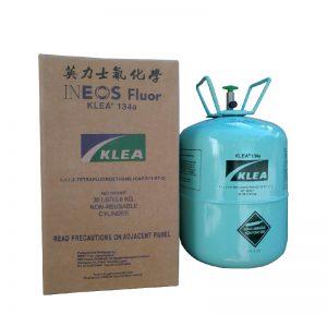 Gas lạnh R134a Klea Mexichem xuất xứ Nhật Bảnlà loại gas lạnh thuộc nhóm HFC mới, không gây hại cho tầng Ozone.Gas lạnh R134a Klea Mexichem có tiêu chuẩn toàn cầu dùng làm môi chất lạnh thay thế cho gas lạnh R12 (CFC) với các đặc tính ưu việt hơn