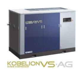 KOBELION AG SERIES:Công suất: 110 kW- 250kWLưu lượng khí xả: 21.4 – 47.3 m /phútLoại máy: Trục vít ngâm dầuKhởi động: Sao tam giácKOBELION VS SERIES:Công suất: 110 kW- 250kWLưu lượng khí xả: 21.4 – 47.3 m /phútLoại máy: Trục vít ngâm dầuKhởi động: Biến tần ( Inverter)