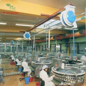 Ứng dụng thần kì của Hose reel đối với ngành công nghiệp