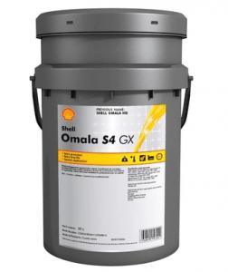Dầu Bánh Răng Shell Omala S4 GX