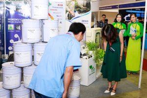 Tie Việt Nam tham gia triển lãm VIMAF&VSIF 2018